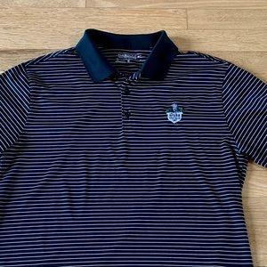 NWOT Nine Dri-Fit Duke Golf Club Polo Size M